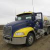 Chamness Technology Semi Truck and Tanker Trailer.